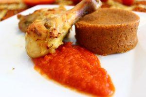 En vacances au Togo il faut goûter la cuisine togolaise dans la chambre d'hote villa caliendi